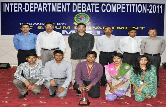 Inter Department Debate Competition