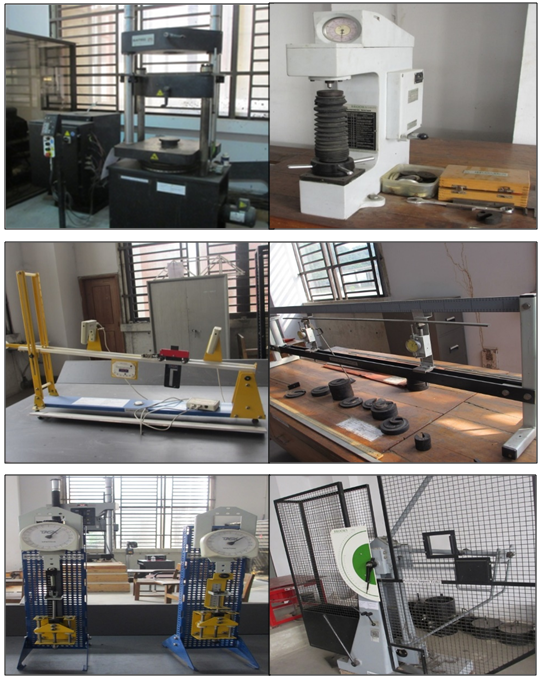STRUCTURAL MECHANICS LAB